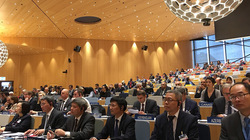 Đoàn Việt Nam tham dự Đại hội đồng WIPO 2018