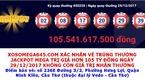 Độc đắc Vietlott hơn 131 tỷ đồng không người nhận: Tiền đi về đâu