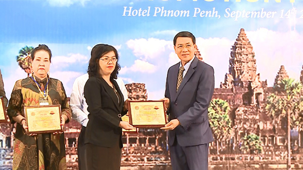 FrieslandCampina nhận hattrick giải thưởng ở Asia Awards 2018