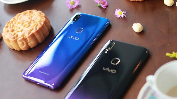 5 phút sạc, 3.8 giờ liên lạc với Vivo V11i