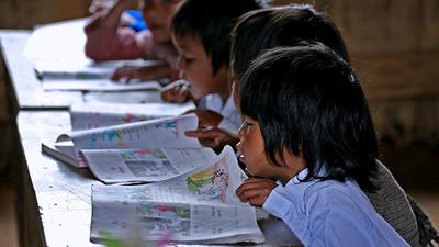Chiết khấu phát hành sách giáo khoa khoảng 250 tỷ đồng