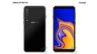 Lộ ảnh Samsung Galaxy A9 Star Pro với 4 camera sau