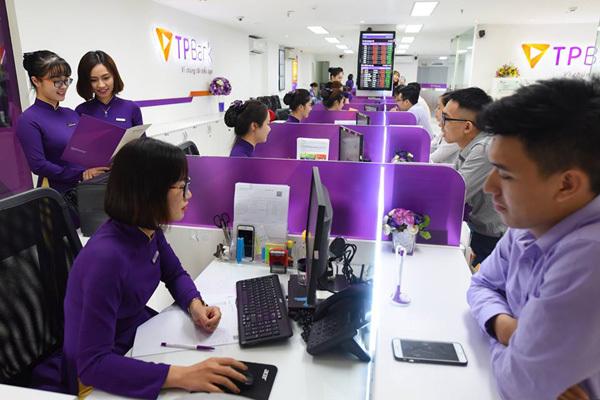 TPBank miễn nhiều loại phí ngân hàng điện tử cho DN