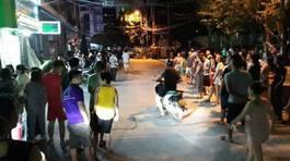 Nam thanh niên bị đâm tử vong trong ngõ cụt ở Hà Nội