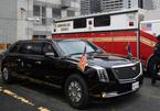 Siêu xe mới của Tổng thống Trump đã vào nhiệm vụ