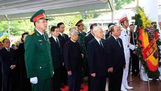 Lễ Quốc tang Chủ tịch nước Trần Đại Quang