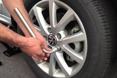 7 nguyên tắc thay lốp xe ô tô dễ dàng và nhanh chóng
