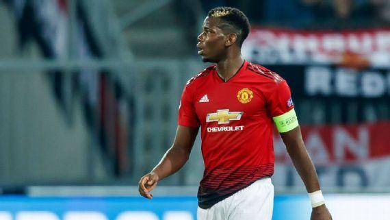 Paul Pogba bất ngờ cam kết ở lại cống hiến cho MU