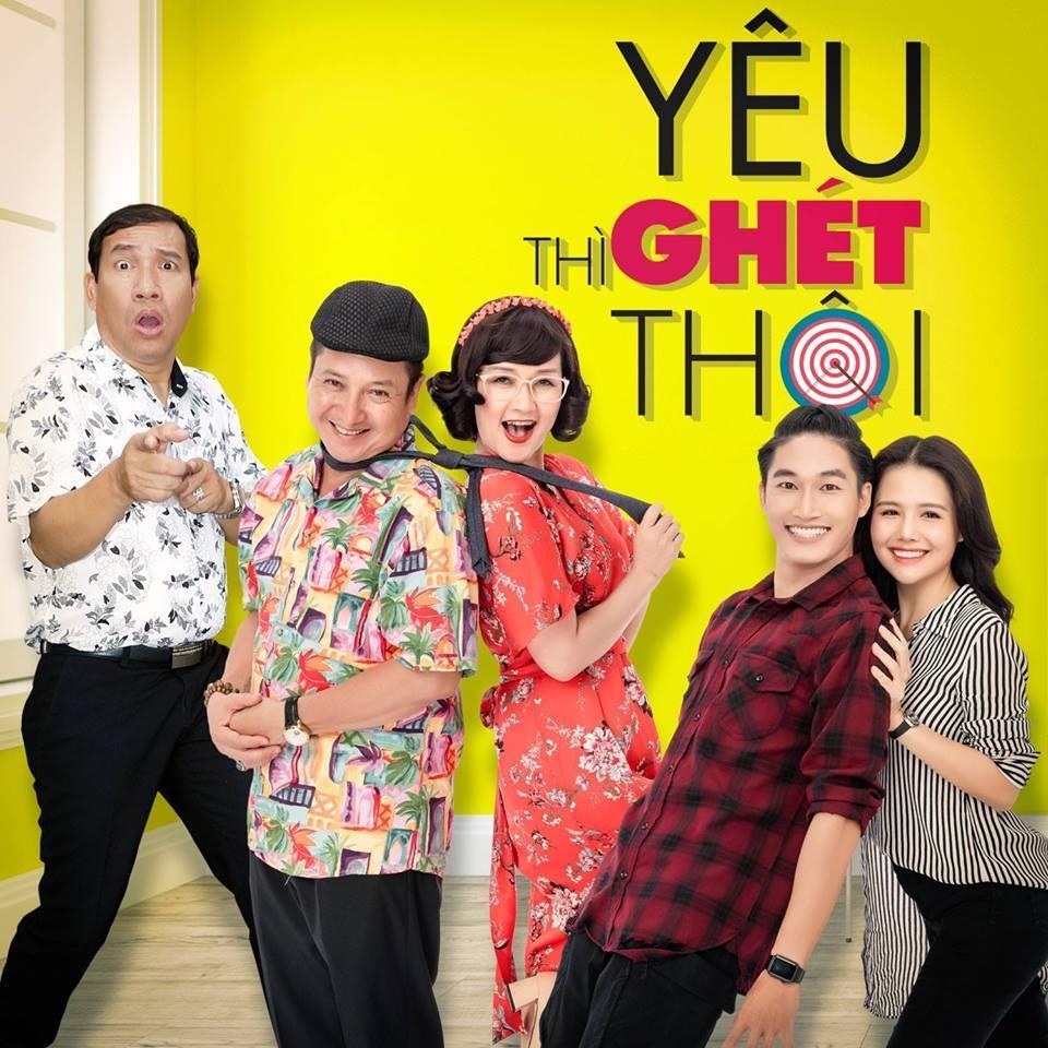 'Yêu thì ghét thôi' và loạt chương trình giải trí hoãn phát sóng trên VTV