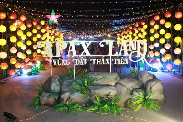 Apax Land - 'sân chơi' đầy sắc màu cho trẻ