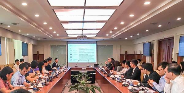 Bước tiến mới của Vietcombank trên con đường triển khai Basel II