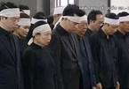 Gia đình Chủ tịch nước Trần Đại Quang xin miễn nhận tiền phúng viếng