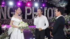 Hoài Linh hát tặng Trường Giang - Nhã Phương ca khúc có tên đặc biệt