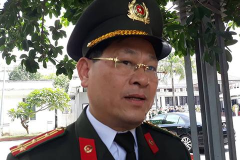 GĐ Công an Nghệ An Nguyễn Hữu Cầu nói về CTN Trần Đại Quang
