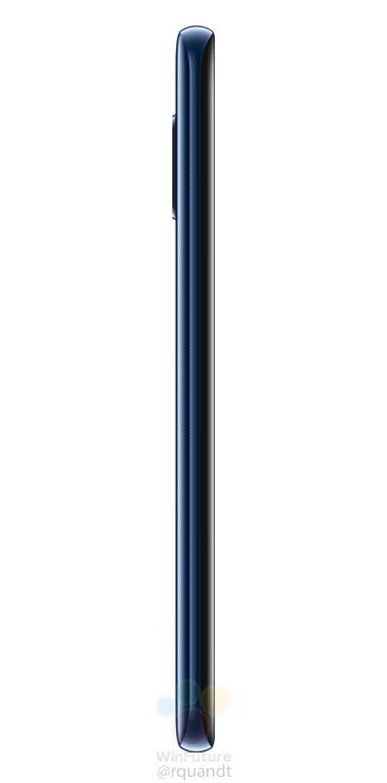 Huawei Mate 20 Pro xuất hiện với thiết kế 'độc'