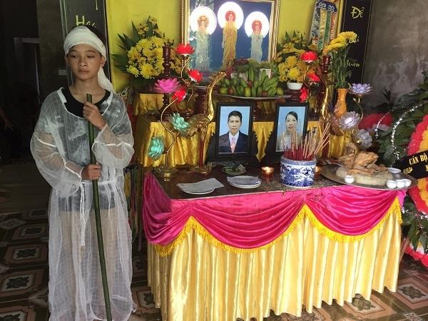 Gia cảnh đáng thương của hai vợ chồng chết cháy gần Viện Nhi