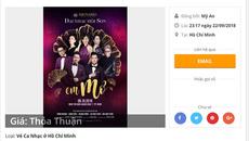 Giá vé 'khủng' của Đại nhạc Hội Son II- Em Mơ