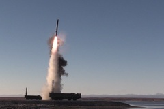 Xem tên lửa chống hạm siêu thanh Nga khoe sức mạnh