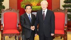 Giữ gìn, phát triển quan hệ đoàn kết đặc biệt Việt Nam-Lào