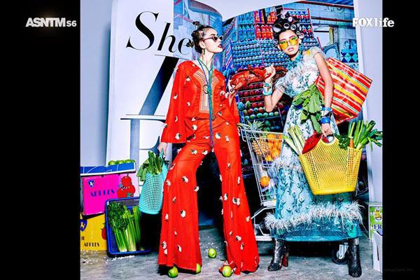 Thanh Vy bị phê bình, suýt phải ra về ở Asia's Next Top Model