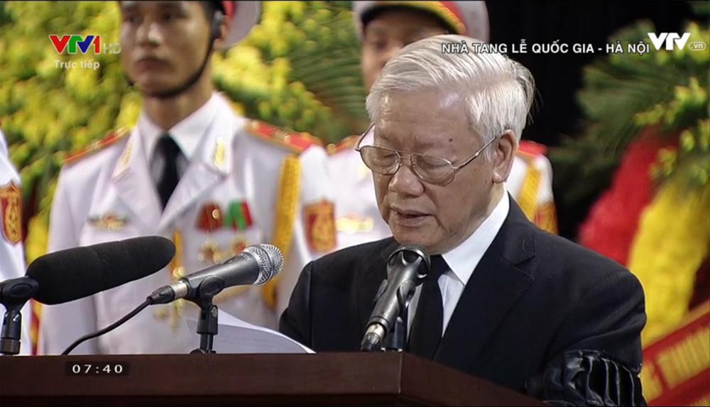 Trần Đại Quang,Chủ tịch nước Trần Đại Quang,Chủ tịch nước,Tổng bí thư,Nguyễn Phú Trọng