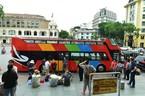 Chính thức thí điểm ô tô 2 tầng chở khách du lịch tại 7 tỉnh, thành