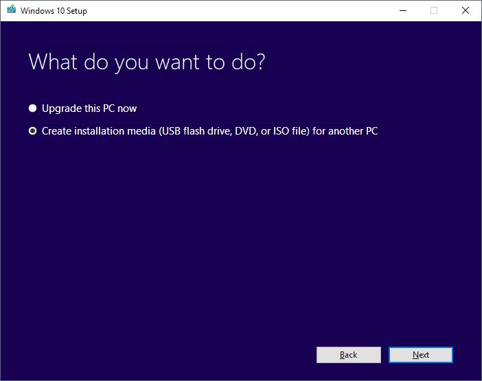 Cách nâng cấp sớm bản cập nhật Windows 10/10/2018