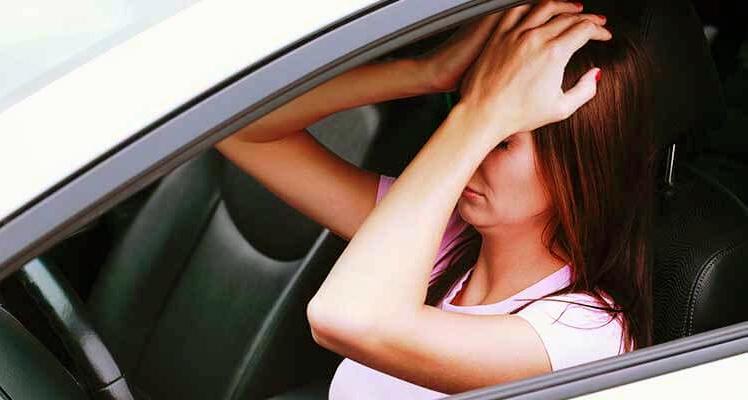 Sợ đến già vì cách trừ điểm trực tiếp vào bằng lái