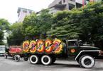 Di quan Chủ tịch nước Trần Đại Quang về với đất mẹ