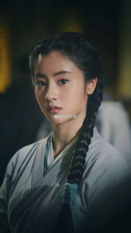 Vẻ đẹp thoát tục của Tiểu Long Nữ trong 'Thần Điêu Đại Hiệp 2018'