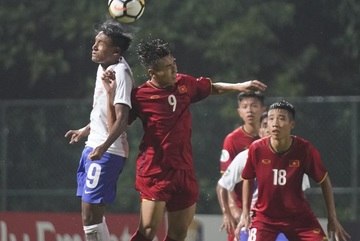 Link xem trực tiếp U16 Việt Nam vs U16 Iran