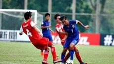 U16 Thái Lan tuột vé tứ kết, U16 Nhật Bản loại chủ nhà Malaysia