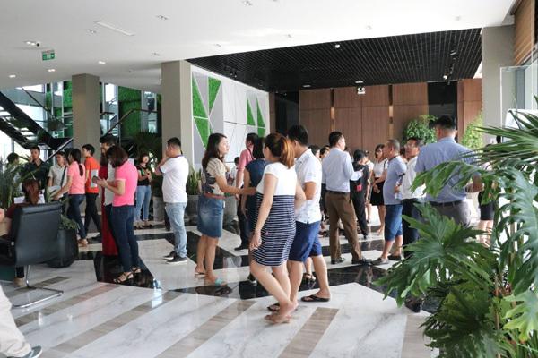 1500 căn hộ KĐT Thanh Hà có chủ ngày đầu mở bán