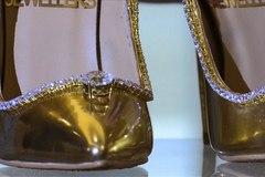 Chiêm ngưỡng đôi giày sang chảnh nhất thế giới