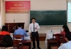 Thi giảng viên lý luận chính trị giỏi khu vực miền Trung