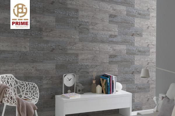 Sử dụng gạch vân gỗ 15x60cm cho từng không gian