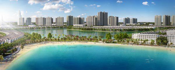 Vinhomes xây dựng VinCity theo mô hình Singapore