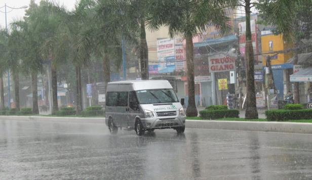 Dự báo thời tiết 28/9: Miền Bắc mưa to