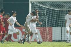 Thua Iran 0-5, U16 Việt Nam chia tay giải châu Á