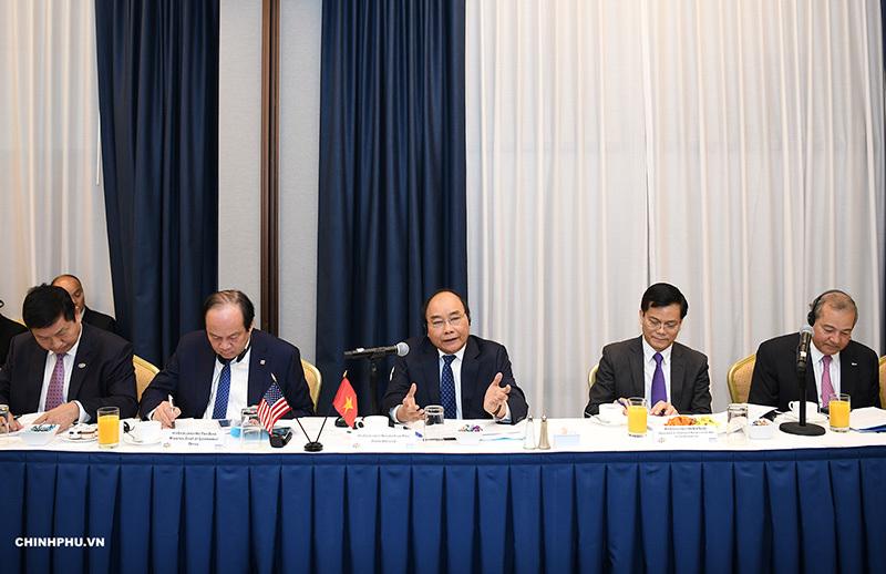 Chùm ảnh: Hoạt động của Thủ tướng Nguyễn Xuân Phúc tại LHQ
