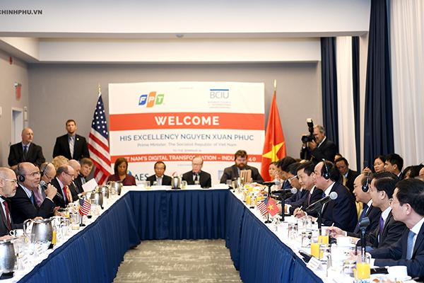 Thủ tướng gọi mời 'sếu lớn' Hoa Kỳ đến Việt Nam