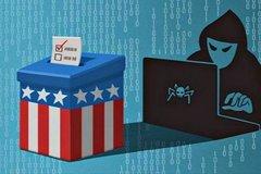 Máy bầu cử Mỹ có thể bị hack từ xa
