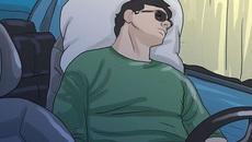 Vì sao ngủ trong ô tô 1 giờ có thể tử vong?