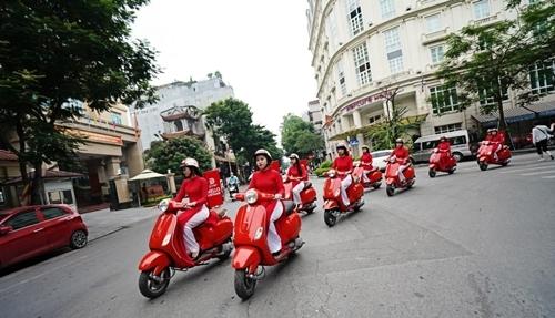 GO-VIET 'phủ sóng' thị trường Hà Nội