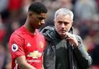 """MU hỗn loạn: Rashford bị Mourinho """"chỉnh"""" về thái độ"""
