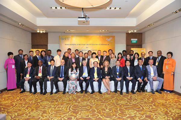 Thống nhất tiêu chuẩn - chất lượng dịch vụ EMS châu Á-TBD