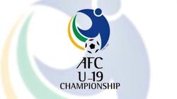 Bảng xếp hạng VCK U19 châu Á 2018