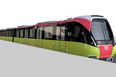 Tàu điện Nhổn - ga Hà Nội: 10 đoàn tàu giá 110 triệu Euro