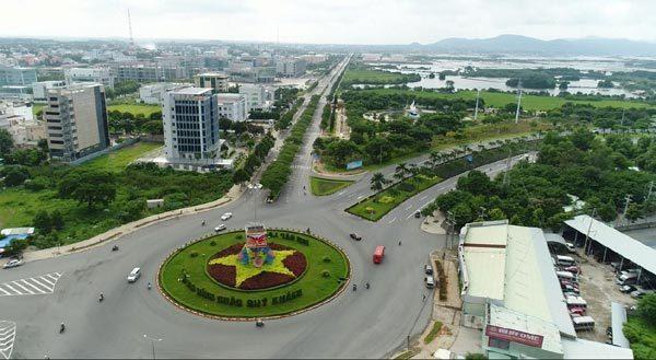 Giới đầu tư 'săn' đất nền sổ đỏ Bà Rịa- Vũng Tàu