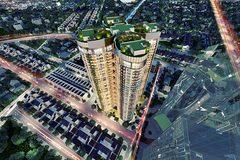 Sắp mở bán tòa căn hộ 3 mặt tiền Skyview Plaza